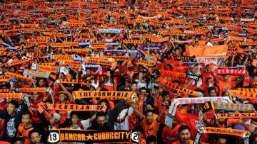 PP The Jakmania memberikan himbauan kepada para anggotanya jelang final Piala Presiden 2017.