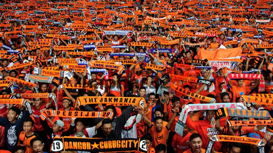 The Jakmania Copyright: Istimewa