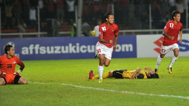 Indonesia Hajar Malaysia 3-0 Copyright: Internet