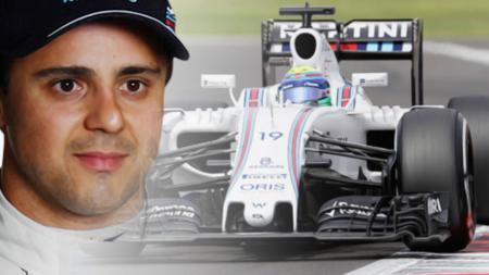 Felipe Massa. - INDOSPORT