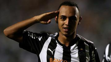 Dodo, pemain Atletico Mineiro yang dipinjamkan ke Chapecoense.