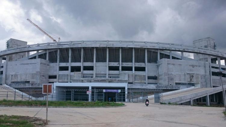 Stadion Batakan Copyright: Istimewa