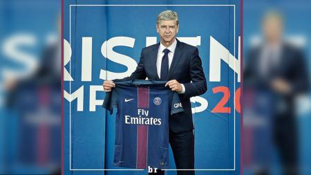 Arsene Wenger dikabarkan segera bergabung dengan PSG. - INDOSPORT