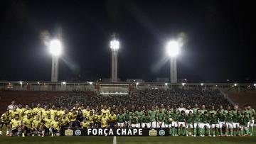 Laga amal di Brasil untuk tragedi pesawat Chapecoense.