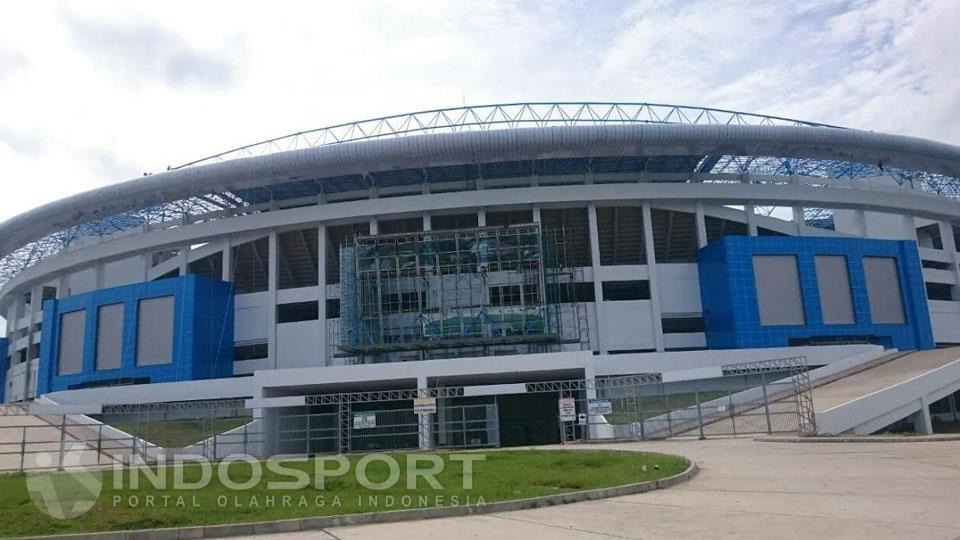 Stadion Batakan Copyright: Teddy Rumengan/INDOSPORT