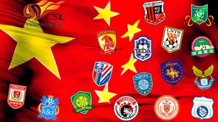 Ilustrasi Liga Super China. - INDOSPORT
