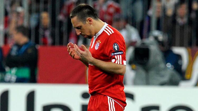Franck Ribery (Bayern munchen) Copyright: sport.gentside