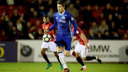 Mantan gelandang AC Milan, Marko van Ginkel mengalami masa suram karena terlalu sering mendapatkan cedera di masa mudanya. - INDOSPORT
