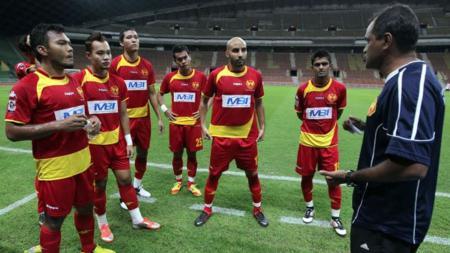 Pelatih baru Selangor FA, P. Maniam - INDOSPORT