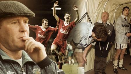 Pertandingan Klasik antara Liverpool melawan Manchester City - INDOSPORT