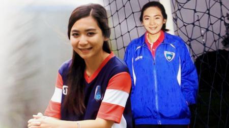 Fortunella Levyan yang siap hijrah ke Liga Malaysia. - INDOSPORT