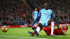 Indosport - Yaya Toure dan James Milner