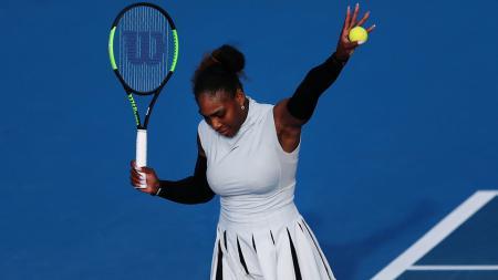 Petenis wanita terbaik dunia, Serena Williams. - INDOSPORT