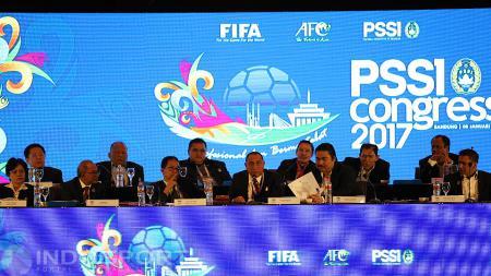 Kongres PSSI 2017 - INDOSPORT