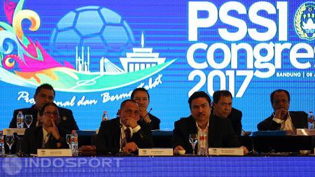 Kongres Tahunan PSSI 2017 - INDOSPORT