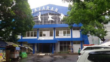 GOR Pajajaran - INDOSPORT