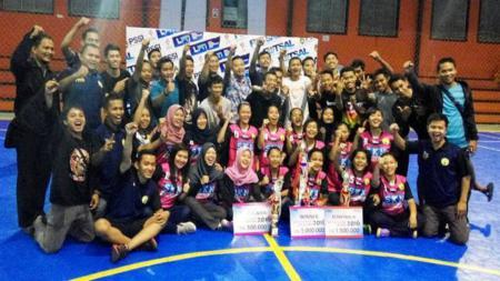 Kesuksesan Kebumen United Angels berlanjut di Bandung - INDOSPORT