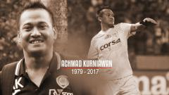 Indosport - Sudah 3 tahun kiper Achmad Kurniawan telah meninggal dunia. Untuk mengenang jasa-jasanya, Persita Tangerang memberikan penghormatan kepada sang penjaga gawang.
