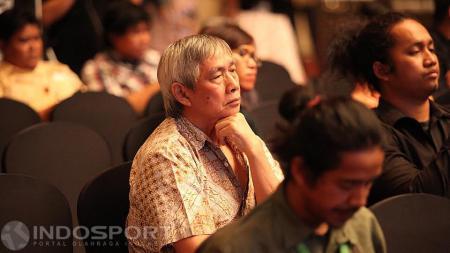 Legenda bulutangkis Indonesia, Christian Hadinata, mengungkakan sejumlah tantangan yang harus dihadapi atlet masa kini untuk bisa meraih hasil maksimal. - INDOSPORT
