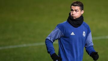 Cristiano Ronaldo, penyerang Real Madrid.