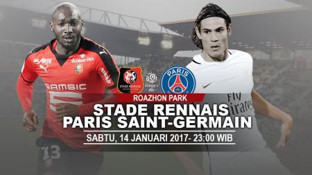 Stade Rennais vs PSG - INDOSPORT