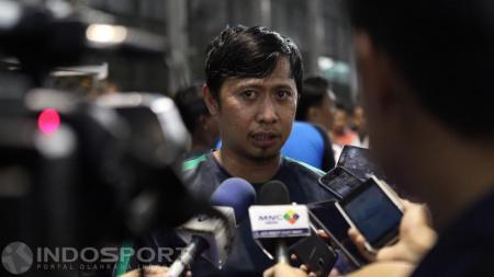 Pelatih Timnas Futsal Indonesia, Andri Irawan. - INDOSPORT