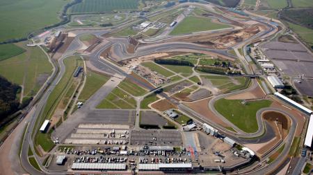 Sirkuit Silverstone Formula 1 - INDOSPORT