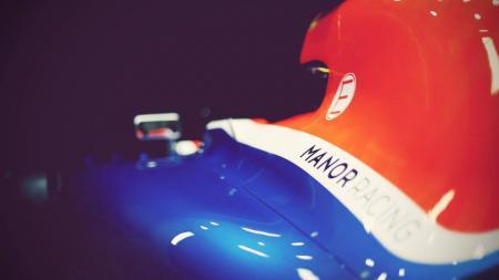 Desain Mobil Manor Racing. - INDOSPORT