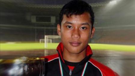Eriyanto, mantan pemain terbaik AC Milan Junior Camp. - INDOSPORT
