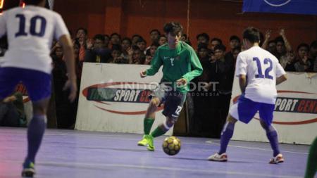 Bambang Bayu Saptaji tak disertakan dalam skuat Timnas Futsal Indonesia di SEA Games 2017. - INDOSPORT