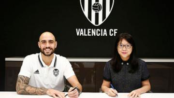 Simone Zaza resmi bergabung dengan Valencia.