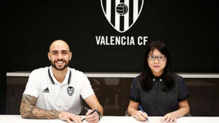 Simone Zaza resmi bergabung dengan Valencia. - INDOSPORT