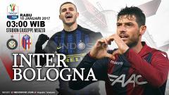 Indosport - Prediksi Inter Milan vs Bologna.