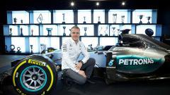 Indosport - Pembalap anyar Mercedes, Valtteri Bottas.