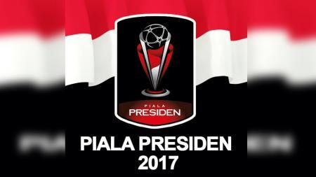 Logo Piala Presiden 2017. - INDOSPORT