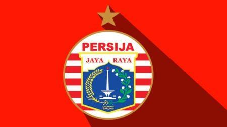Logo Persija Jakarta. - INDOSPORT
