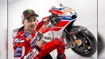 Jorge Lorenzo tolak pindah ke Ducati karena faktor uang.