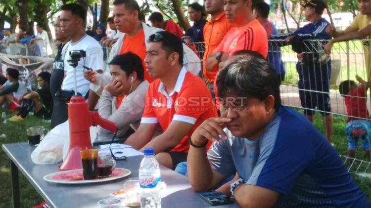 Persija Jakarta seleksi 286 pemain muda di Makassar Copyright: Muhammad Nur basri/Indosport