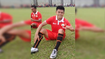 Gelandang Persija yang dipinjamkan ke Borneo FC, Jefri Kurniawan. - INDOSPORT