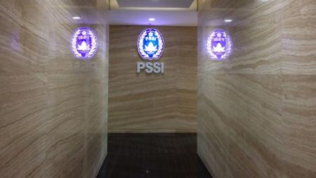 Kantor PSSI. - INDOSPORT