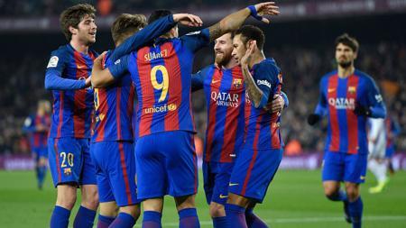 Barcelona vs Real Sociedad - INDOSPORT