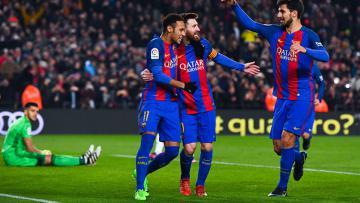 Barcelona vs Real Sociedad.