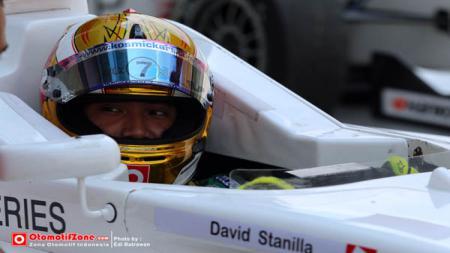 David Sitanala. - INDOSPORT