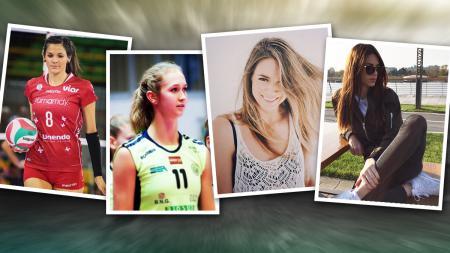 4 pevoli wanita asing yang menghiasi gelaran Proliga 2017. - INDOSPORT
