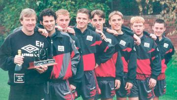 The Class of 92.