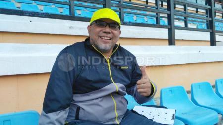 Iwan Setiawan Dirumorkan diminati untuk menjadi pelatih Persik Kediri untuk Liga 1 musim depan. - INDOSPORT