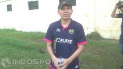 Pelatih anyar Persikad Depok, Isman Jasulmei