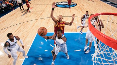 Cleveland Cavaliers vs Dallas Mavericks. - INDOSPORT