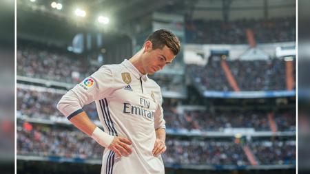 Cristiano Ronaldo pun sempat ditolak cintanya oleh seorang model asal Rusia. - INDOSPORT