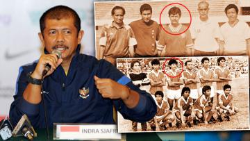 Pelatih Timnas Indonesia U-19, Indra Sjafri.